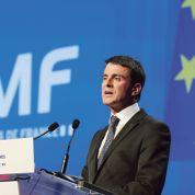 Valls a tenté de rassurer les maires