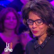Les larmes d'Audrey Pulvar face à Alain Souchon et Laurent Voulzy