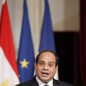 Sissi: «Le djihadisme est une calamité mondiale»
