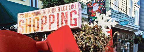 États-Unis: la saison du shopping de Noël s'annonce florissante