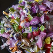 Un bonbon pour sentir la rose sous les aisselles