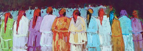 Les artistes marocains, rois du marché