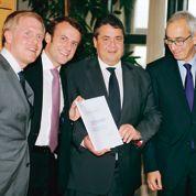 Un rapport franco-allemand sur les réformes salué mais déjà minimisé