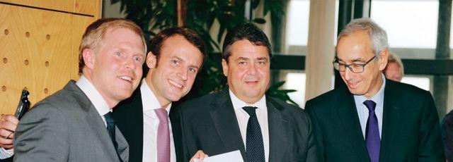 un rapport franco allemand sur les reformes salue mais deja minimise
