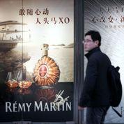 Rémy Martin invite à dîner les millionnaires chinois pour se relancer