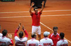 Coupe Davis : Federer veut offrir sa prime de victoire