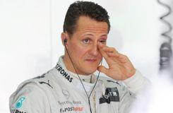 Un magazine allemand fait scandale avec une photo de Schumacher