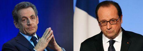 Hollande et Sarkozy en tête des recherches politiques sur le web