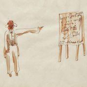 Une aquarelle originale du Petit Prince mise en vente