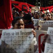 Un autre enlèvement massif de lycéens au Mexique passé sous silence