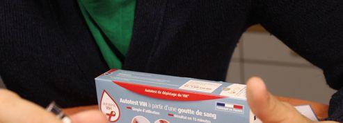 Sida : les autotests VIH seront en pharmacie «en juillet 2015»