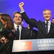 Avec 29% des voix, Bruno Le Maire devient incontournable
