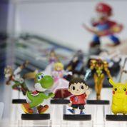 Nintendo contre-attaque avec les figurines connectées Amiibo