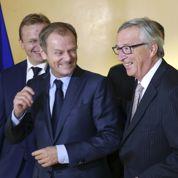 Tusk, un visage de l'Est à la tête de l'UE