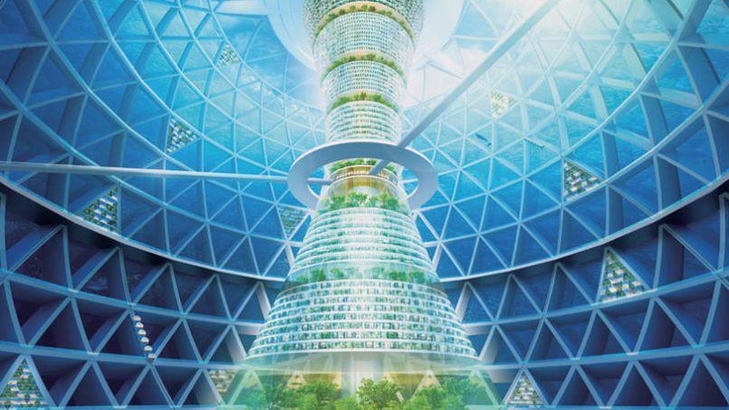 JAPON: 20 milliards d'euros pour batir une ville sous-marine