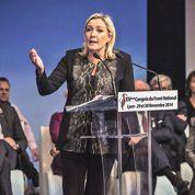 Front national: Marine Le Pen veut atteindre l'Élysée