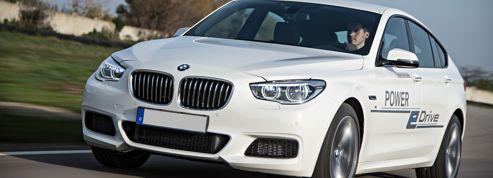BMW Power eDrive, plus de chevaux, moins de CO2