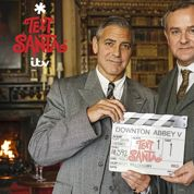 George Clooney dans Downton Abbey : la preuve en photo