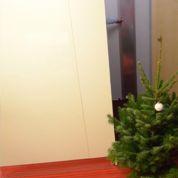 Garou surprend Yves Calvi en lui livrant son sapin de Noël à RTL