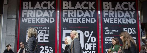 Black Friday: les achats en ligne ont bondi