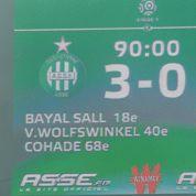 L'OL perd 3-0 mais chambre malgré tout Saint-Etienne