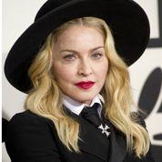 Madonna amoureuse du street artist français JR