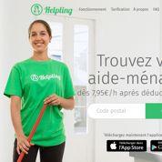 Ménage à domicile : Helpling lève plus de 10 millions d'euros