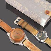 Des montres militaires cultes aux enchères