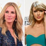 Julia Roberts et Joni Mitchell ne veulent pas de Taylor Swift