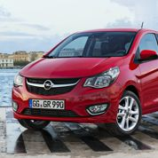 Opel Karl, une anti Twingo