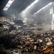 Incendie aux Restos du cœur: les entreprises se mobilisent