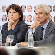 Aubry et Bartolone, deux premiers ministres possibles…