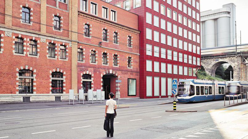 Zurich West, le réveil d'une ville