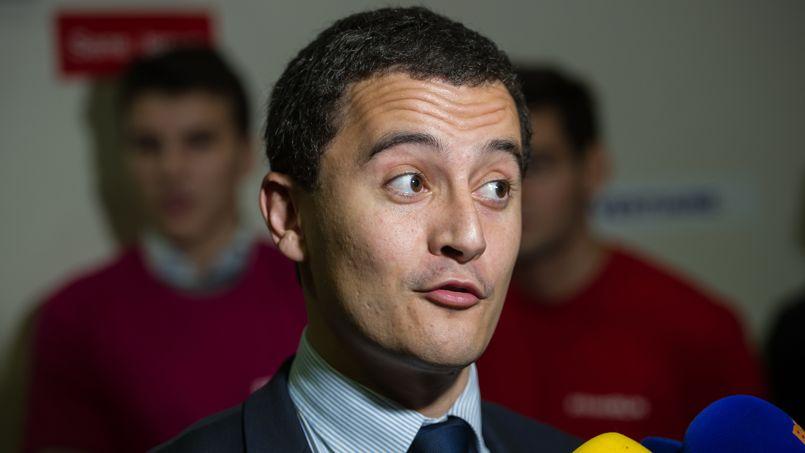 Gérald Darmanin, député UMP du Nord et ancien porte-parole de Nicolas Sarkozy