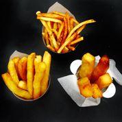 Les meilleures frites de Paris