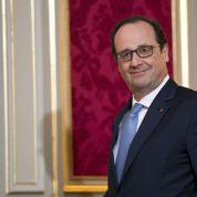 Une éclaircie pour François Hollande