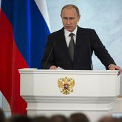 La charge de Poutine contre l'Occident