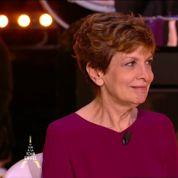 Zapping TV : Catherine Laborde se fait traiter de momie par un téléspectateur