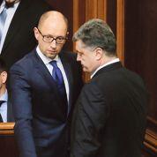 Un gouvernement ukrainien ouvert aux étrangers