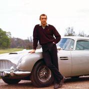 De Dr No à Spectre ,la désirable Aston Martin de James Bond