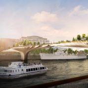 Titanic inspire la construction d'un pont en plein cœur de Londres