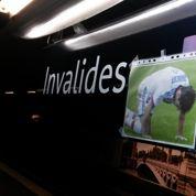 Les stations de métro parisiennes revisitées à la sauce Ligue 1