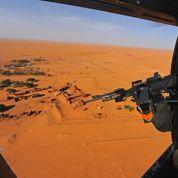Reportage avec les soldats français sur les postes avancésde«fortBarkhane»