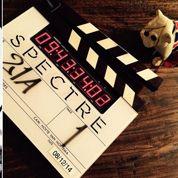James Bond : première image du tournage de Spectre
