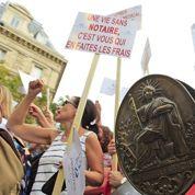 La charge de la présidente de la chambre des notaires de Paris contre la loi Macron