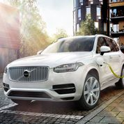 Volvo XC90 T8 hybride: grand format, petite consommation