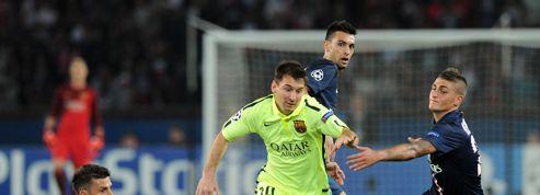 En dehors du terrain, le PSG reste un nain face au Barça