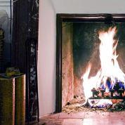 «Un bon feu de cheminée, c'est un moment doux et intime»