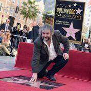 Peter Jackson inaugure son étoile à Hollywood