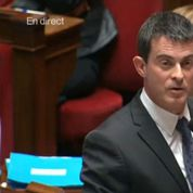 Valls ironise sur les tensions entre NKM et Wauquiez à l'UMP